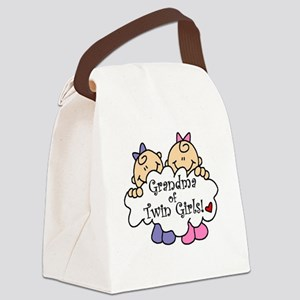 grandmatwingirlsimget Canvas Lunch Bag
