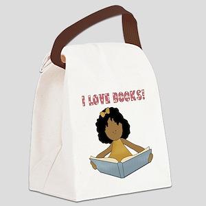 aFRIcanamericanlovebooks Canvas Lunch Bag