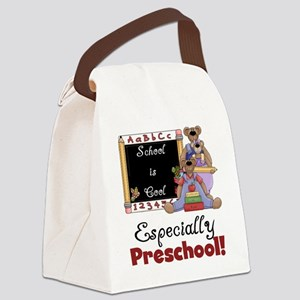ZSCHPRESCHOOL Canvas Lunch Bag