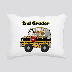 school2ndgrader Rectangular Canvas Pillow