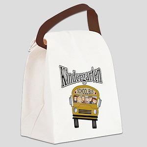 kgardtenbustee Canvas Lunch Bag