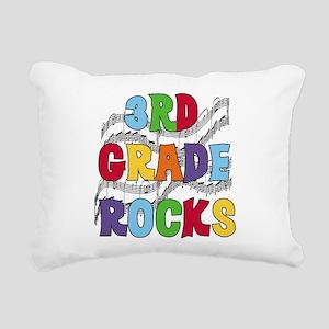 MUSICAL3RDGRADE Rectangular Canvas Pillow