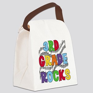 MUSICAL3RDGRADE Canvas Lunch Bag