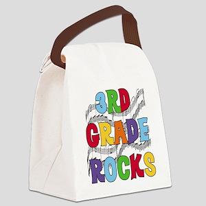 MUSICAL3RDGRADE Canvas Lunch Bag