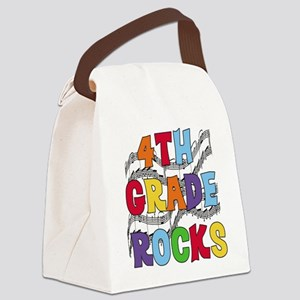 MUSICAL4THGRADE Canvas Lunch Bag
