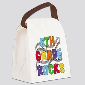 MUSICAL5THGRADE Canvas Lunch Bag