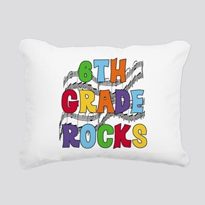 MUSICAL6THGRADE Rectangular Canvas Pillow
