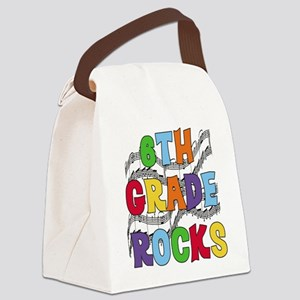 MUSICAL6THGRADE Canvas Lunch Bag