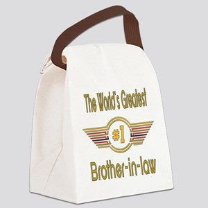 GREENbrotherinlaw Canvas Lunch Bag