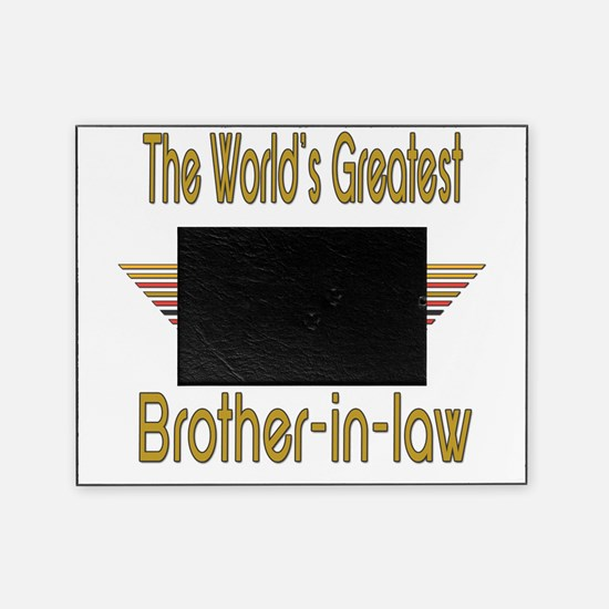 GREENbrotherinlaw.png Picture Frame