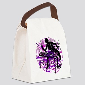xylophonedarr Canvas Lunch Bag