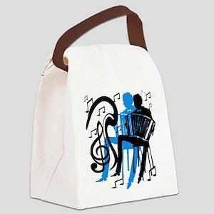 accordiandarr Canvas Lunch Bag