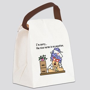 glnurseseven Canvas Lunch Bag