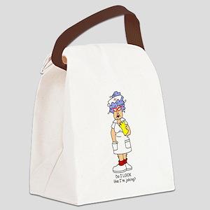 GLNURSEFOUR Canvas Lunch Bag