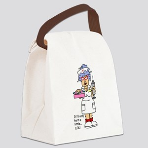 GLNURSETWO Canvas Lunch Bag