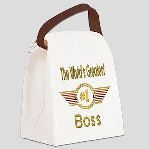 GREENboss Canvas Lunch Bag