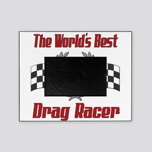 Racing1DRAGRACER Picture Frame