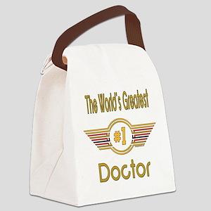 GREENdoctor Canvas Lunch Bag