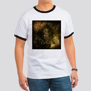 Wonderful golden chinese dragon T-Shirt