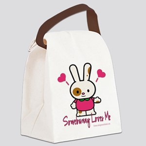 10x10_apparel somebunnylovesme copy Canvas Lun