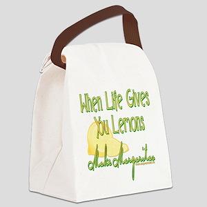 MAKEMARGARITASupdated copy Canvas Lunch Bag
