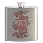 TKD Dragon Flask