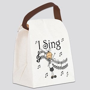 isingtee Canvas Lunch Bag