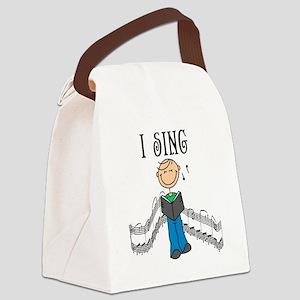ISINGBOYTEE Canvas Lunch Bag
