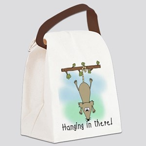 HANGINGINTHERE Canvas Lunch Bag