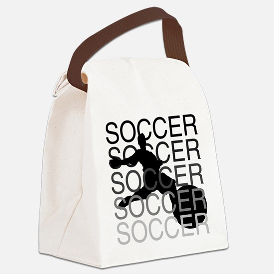 soccerscocer.png Canvas Lunch Bag