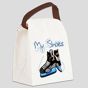 HOCKEYSHOESMINE Canvas Lunch Bag