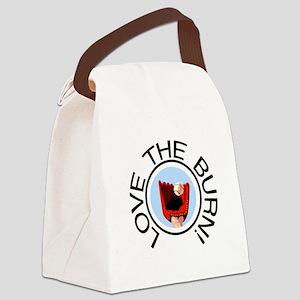 lovetheburn Canvas Lunch Bag