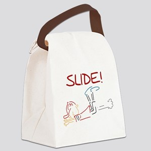 LINESLIDE Canvas Lunch Bag