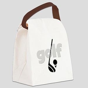 GOLFCLUB Canvas Lunch Bag