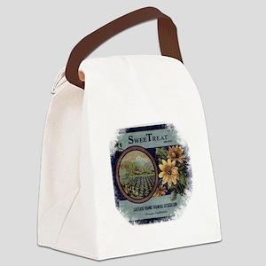 orangecrate18 Canvas Lunch Bag