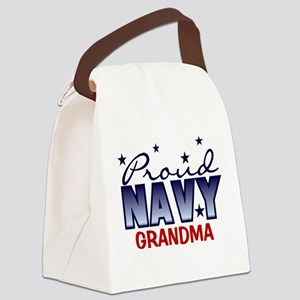 PROUDNAVYGMA Canvas Lunch Bag