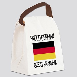 GERMANGGMA Canvas Lunch Bag