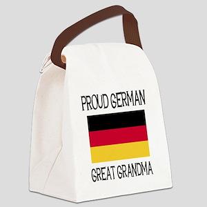 GERMANGGMA Canvas Lunch Bag