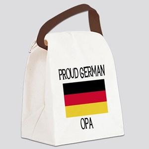 germanopa Canvas Lunch Bag