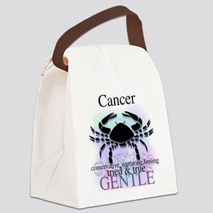 HOROSCOPECANCER Canvas Lunch Bag