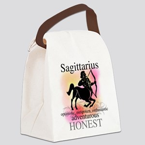 HOROSCOPESAGITTARIUS Canvas Lunch Bag