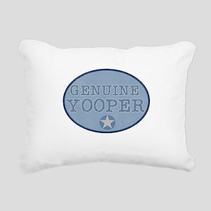 bluegenuineyoopers Rectangular Canvas Pillow