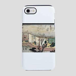 Ishibe - Hiroshige Ando - 1840 iPhone 7 Tough Case