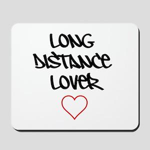 Long Distance Lover Mousepad