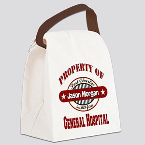 PROPERTY of GH Jason Morgan copy Canvas Lunch