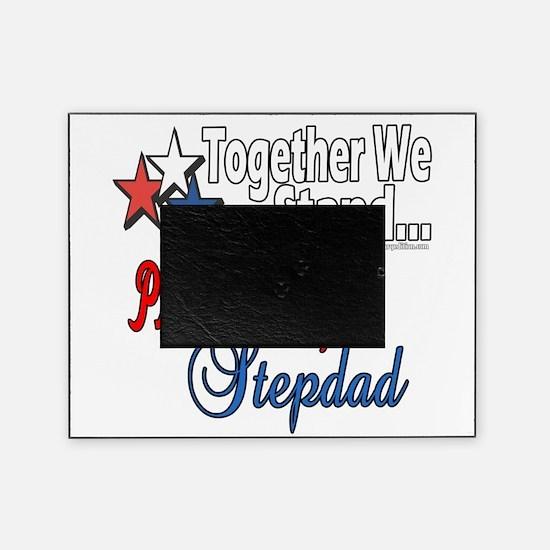 MilitaryEditionTogetherStepdad copy.png Picture Frame