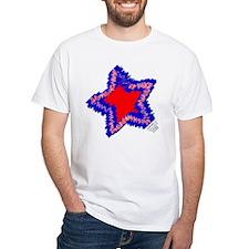 American Star White T-Shirt