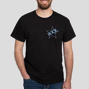 ROCK STAR Black T-Shirt
