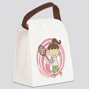 SPORTSGIRLSEVEN Canvas Lunch Bag