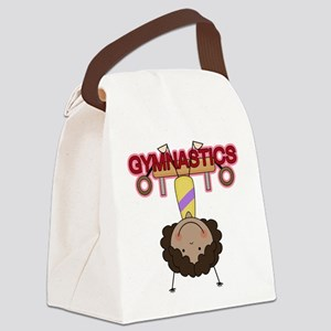 GYMNASTICSTHREE Canvas Lunch Bag